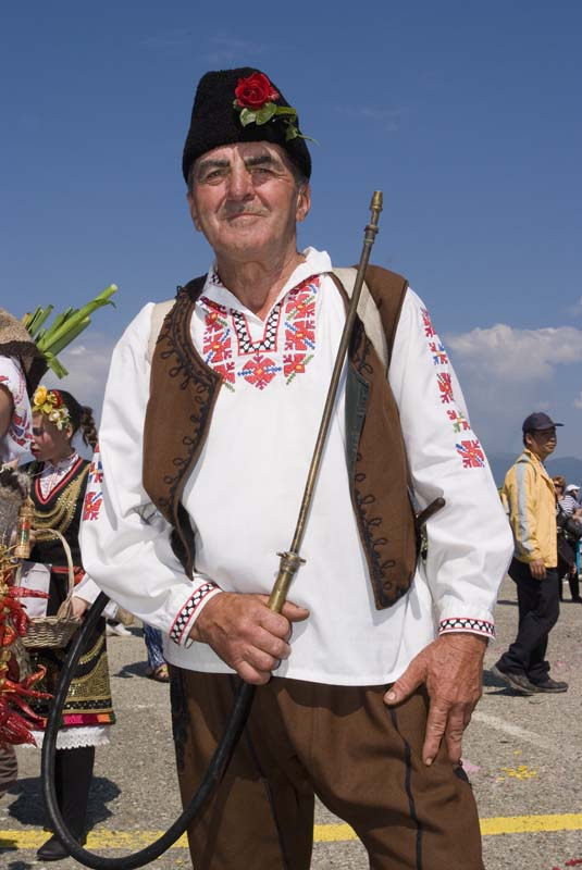 Bulgarian man in traditional costume dress | F8 Gallery ...